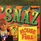 NAZARETH Snaz album cover