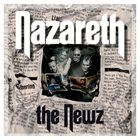 NAZARETH The Newz album cover