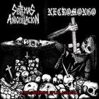 NECROMONGO Lima Inferno Split Assault album cover