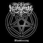 NECROPHOBIC Bloodfreezing album cover