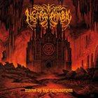 NECROPHOBIC Mark Of The Necrogram album cover