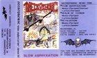 NECROPHOBIC Slow Asphyxiation album cover