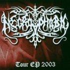 NECROPHOBIC Tour EP 2003 album cover