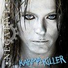 NEGATIVE Karma Killer album cover