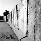 NEGATIVE STANDARDS I.II.III.IV.V album cover