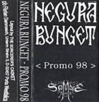 NEGURĂ BUNGET Promo 98 album cover