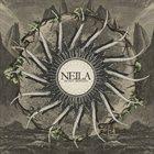 NEILA Tronos Ardiendo album cover