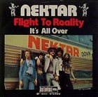 NEKTAR FLIGHT TO REALITY / IT'S ALL OVER album cover