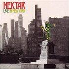 NEKTAR NEKTAR - LIVE IN NEW YORK album cover