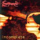 NEMBRIONIC Incomplete album cover