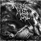 NIGHT MUST FALL Night Must Fall / Funeral of Mankind album cover