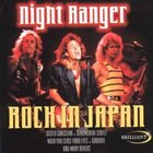 NIGHT RANGER Rock In Japan: Greatest Hits Live album cover