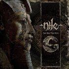 NILE Those Whom the Gods Detest Album Cover