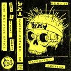 NINJAS MUTANTES ADOLESCENTES Bakuhatsu Emotion - Demo '19 album cover