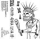 NINJAS MUTANTES ADOLESCENTES Cinta Gira U.S.A. album cover