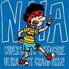 NINJAS MUTANTES ADOLESCENTES Supersonic Speedcore Ultra Fast Grand Prix! album cover