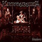 NINNGHIZHIDDA Blasphemy album cover