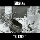 NIRVANA Bleach album cover