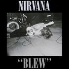 NIRVANA Blew album cover