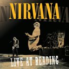 NIRVANA Live at Reading album cover