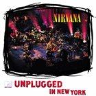 NIRVANA — MTV Unplugged In New York album cover