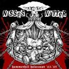 NISSES NÖTTER Hammerhill Holocaust '83-'85 album cover
