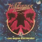 NITZINGER Live Better Electrically album cover