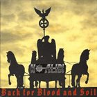 NO ALIBI Back For Blood And Soil album cover
