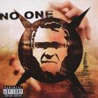 NO ONE No One album cover