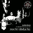 NOCTE OBDUCTA Verderbnis - Der Schnitter kratzt an jeder Tür album cover