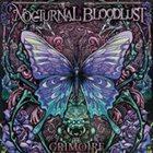 NOCTURNAL BLOODLUST Grimoire album cover