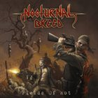 NOCTURNAL BREED Fields of Rot album cover
