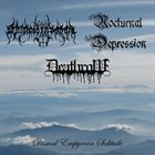 NOCTURNAL DEPRESSION Dismal Empyrean Solitude album cover