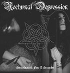 NOCTURNAL DEPRESSION Soundtrack for a Suicide album cover