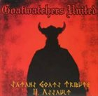 NOCTURNAL GRAVES Goatwatchers United - Satans Goats Tribute II. Assault album cover