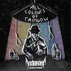 NÖDUTGÅNG:SJÄLVMORD All Colours of Rainbow album cover
