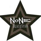 NONE Black Star album cover