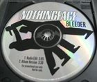 NOTHINGFACE Bleeder album cover