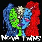 NOVA TWINS Nova Twins EP album cover