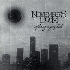 NOVEMBERS DOOM Reflecting In Grey Dusk album cover