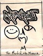 NOXIOUS (MI) The Morbid, The Merrier album cover