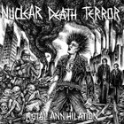 NUCLEAR DEATH TERROR Total Annihilation album cover