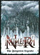 NÚMENOR The Forgotten Legends album cover