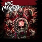 NYC MAYHEM The Metal and Crossover Days album cover