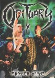 OBITUARY Frozen Alive album cover