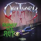 OBITUARY Slowly We Rot album cover