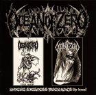 OCEAN OF ZERO Where Sickness Prevails (The Demos) album cover