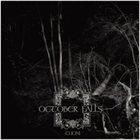 OCTOBER FALLS Tuoni album cover