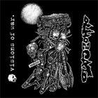 OLHO DE GATO Visions Of War. / Olho De Gato album cover