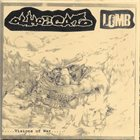 OLHO DE GATO ....Visions Of War..... ......Stench Of Gore.... album cover